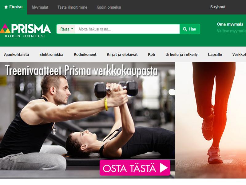Prisma kokemuksia | MinunKokemus.fi